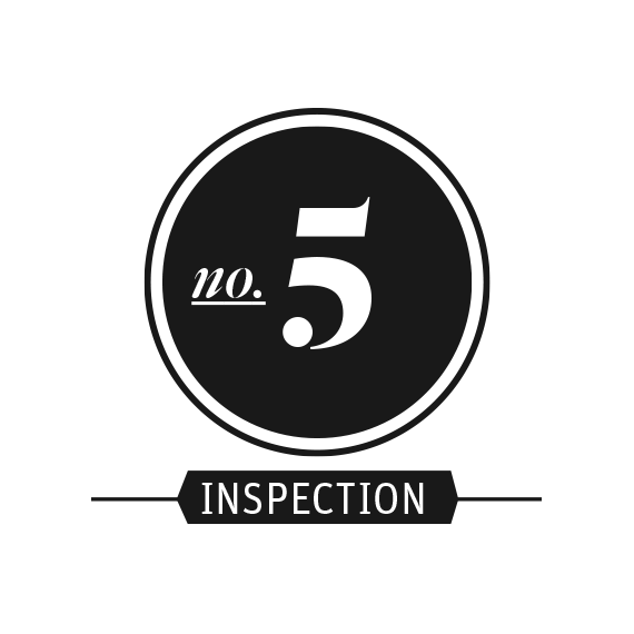 Processus d'achat 5 - Inspection