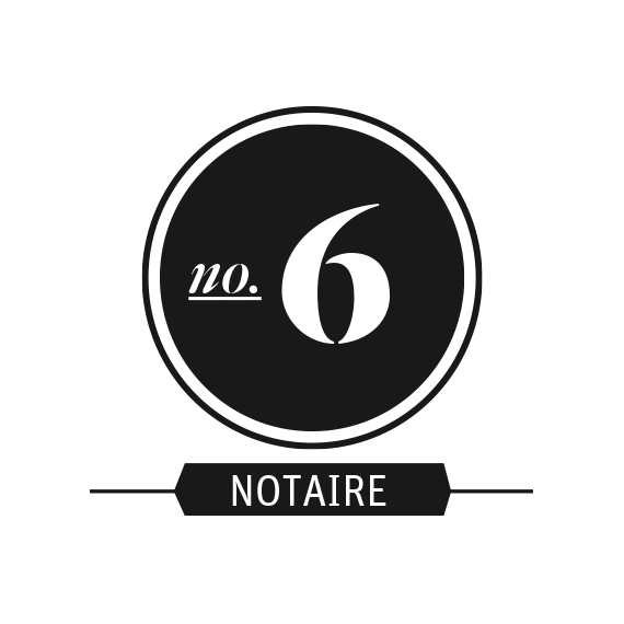 Processus d'achat 6 - Notaire