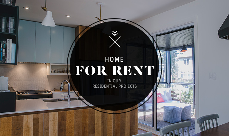 Home for rent Bromont immobilier