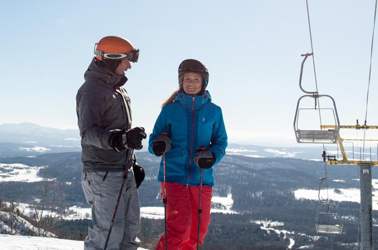 Bromont - Station de ski