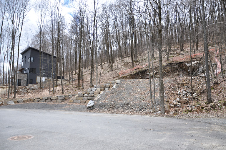 New ski-in / ski-out lots for sale in Bromont - Cote Est, Bromont ...
