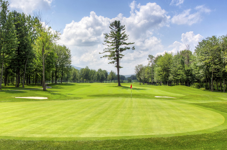 Golf-Royal Bromont