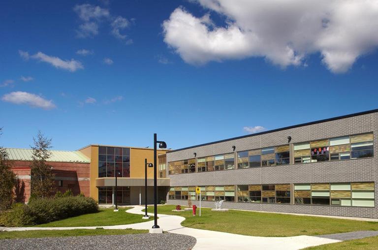 Bromont école la Chantignole